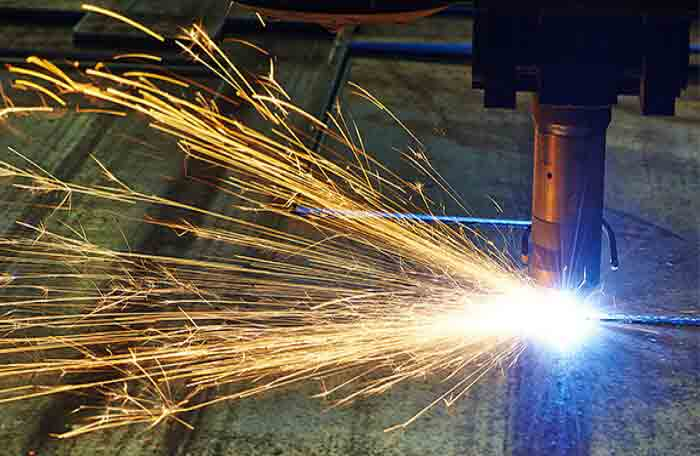 CNC-Plasma-cutting